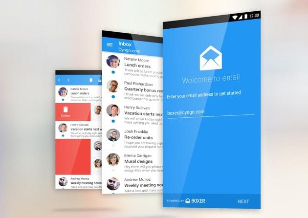 Cyanogen OS 12 entro fine mese su OnePlus One, con Boxer per rimpiazzare Gmail