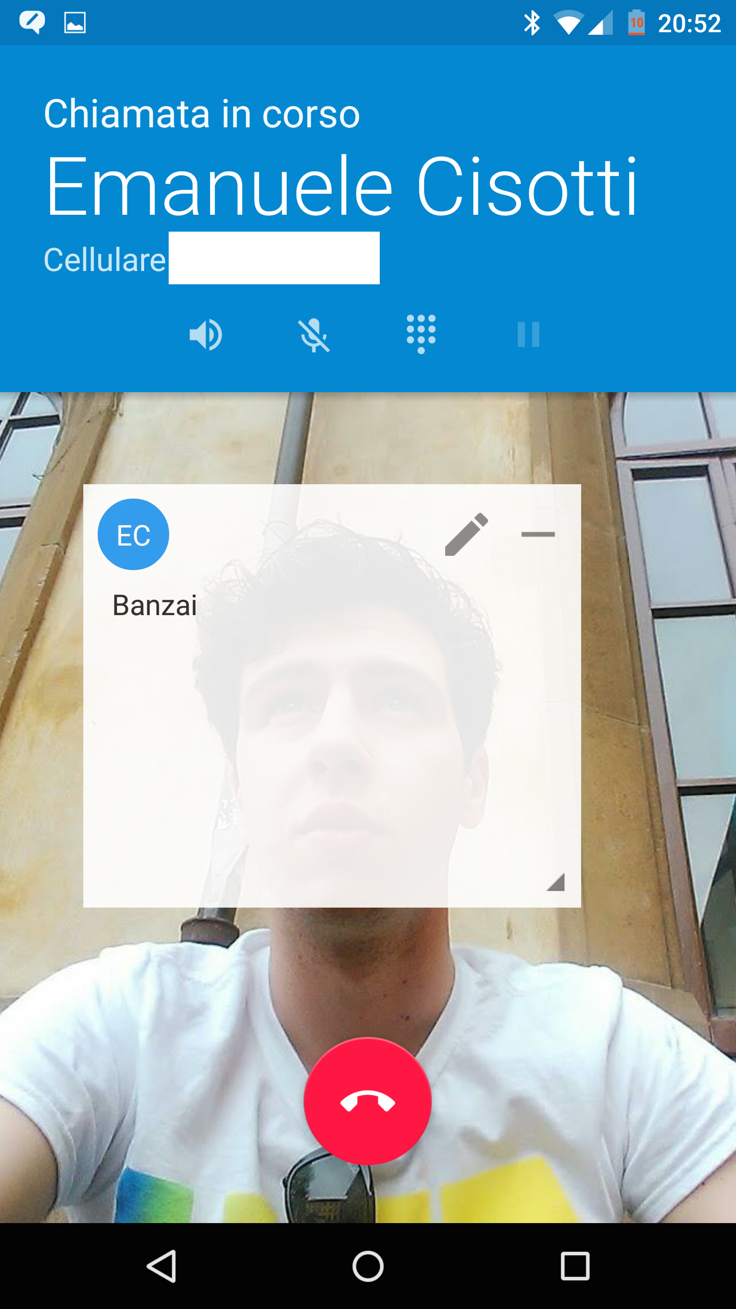 Caller Notes Screenshot – 3