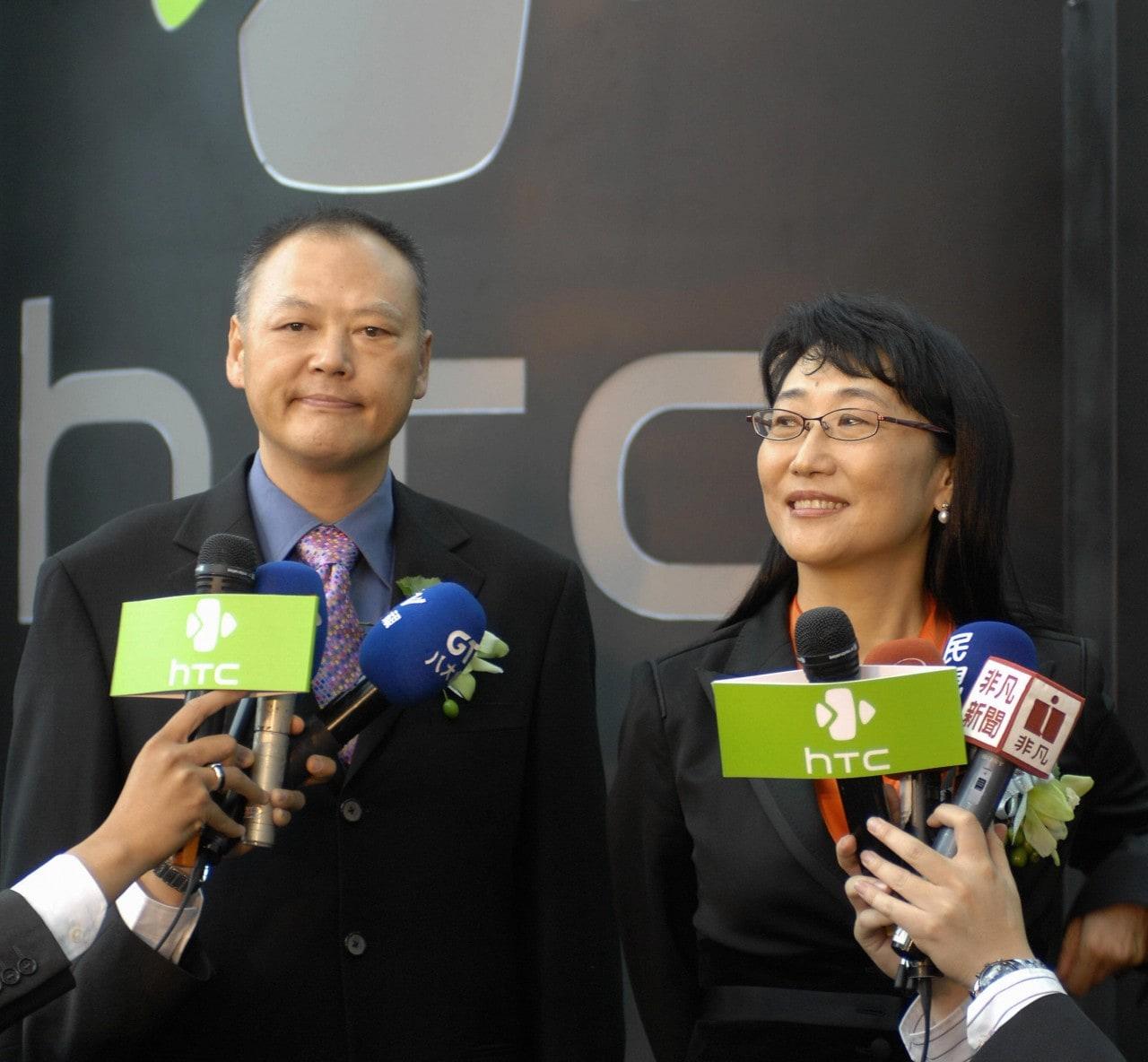Peter Chou rimpiazzato da Cher Wang alla guida di HTC