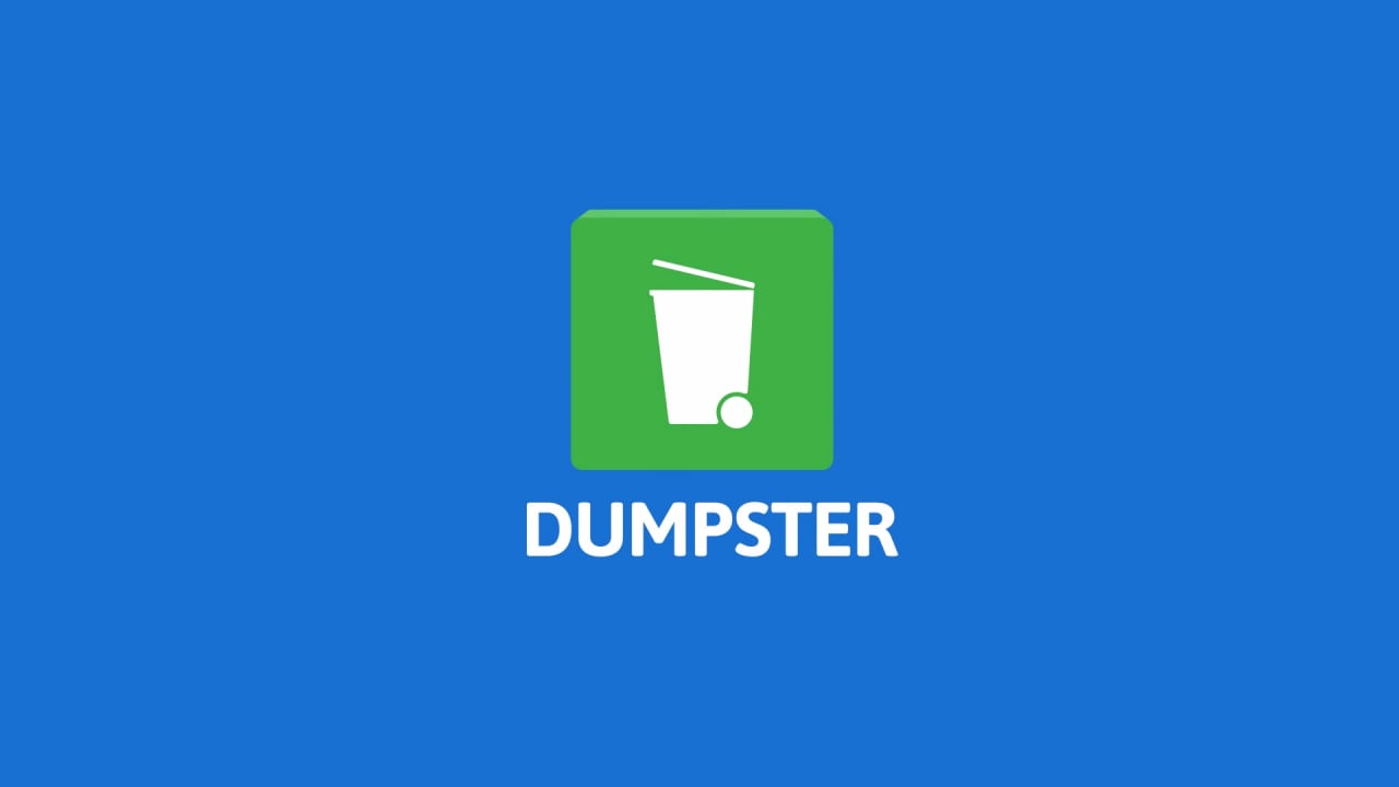 Dumpster head