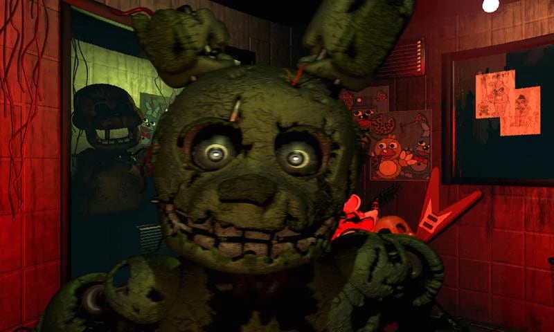 Five Nights 3 - title