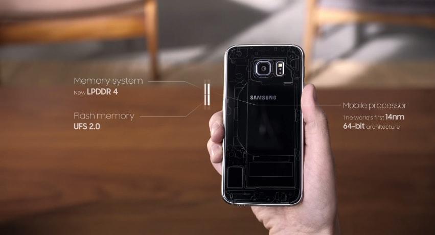 Galaxy S6 14 nm