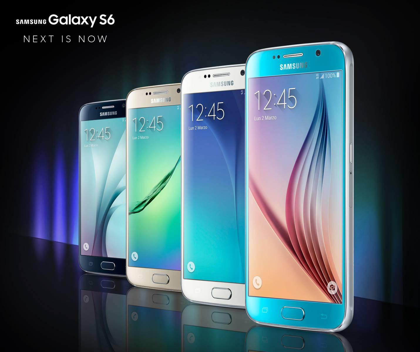 Scaricate tutti gli sfondi di galaxy s6 foto androidworld for Sfondi cellulare samsung galaxy