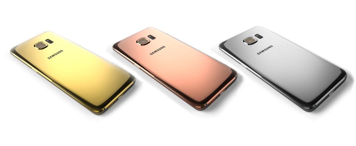 Galaxy S6 Goldgenie - 2