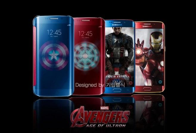 Galaxy S6 ed S6 Edge Avenger Age of Ultron - 11