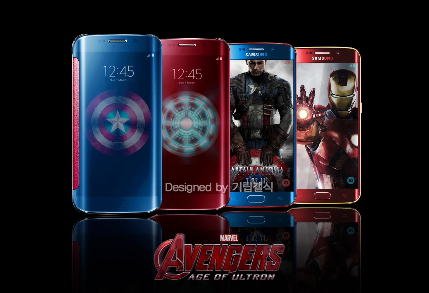 Galaxy S6 ed S6 Edge Avenger Age of Ultron – 11