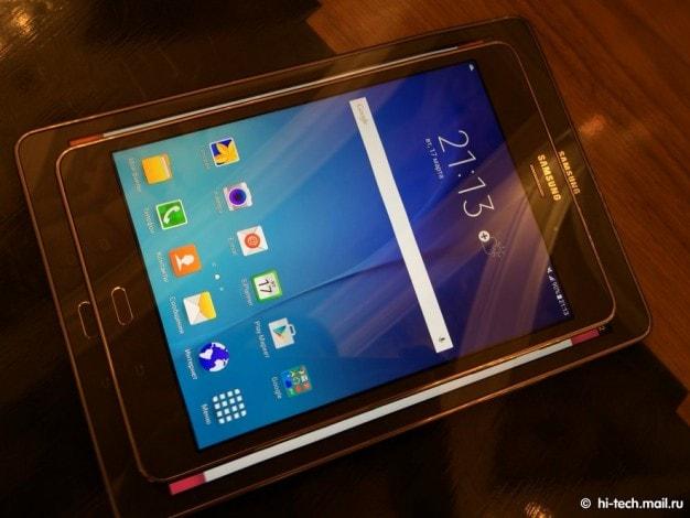 Galaxy Tab A foto dal vivo - 1