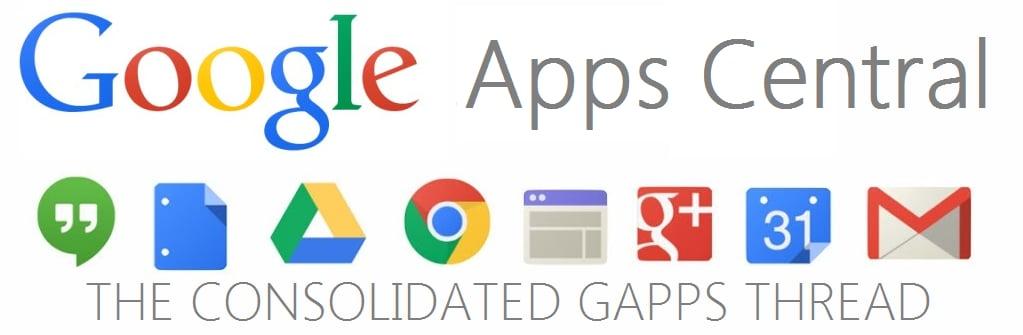 Cercate le Google App? Ecco il thread da salvare nei preferiti!