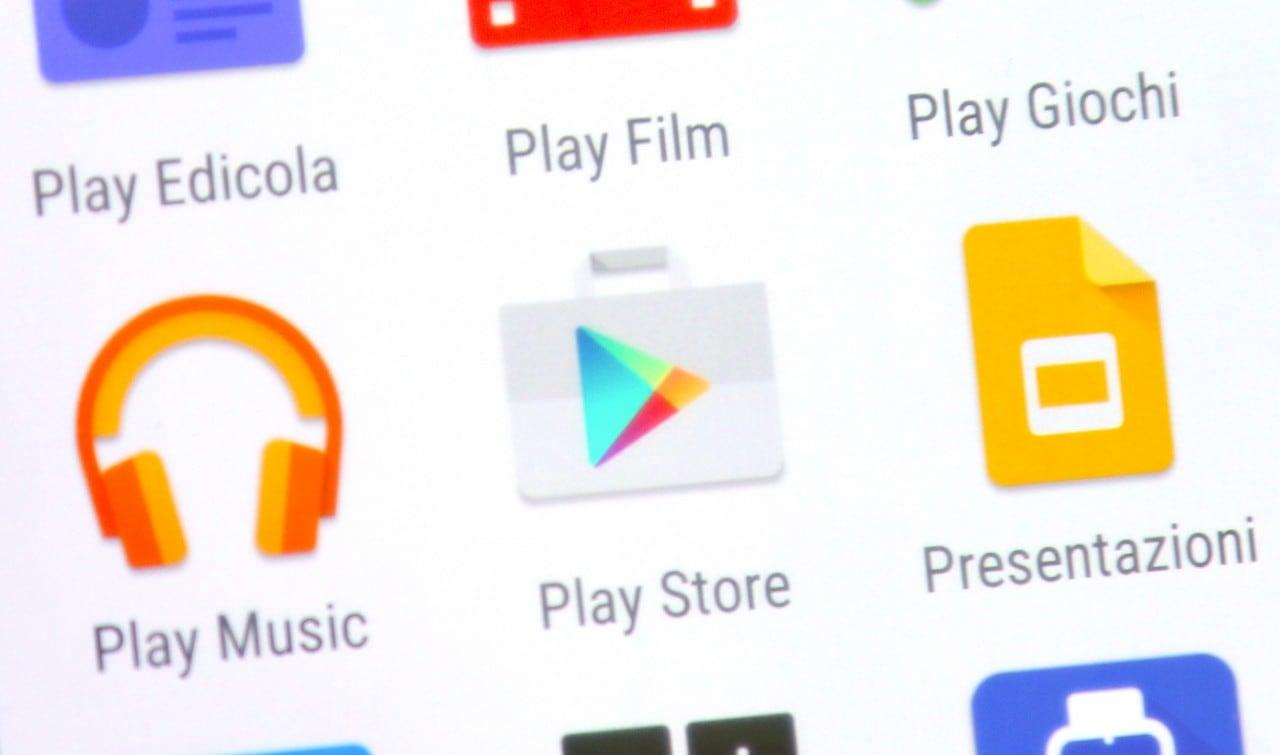 Il Play Store aggiunge una nuova, elegante animazione (video e download apk)