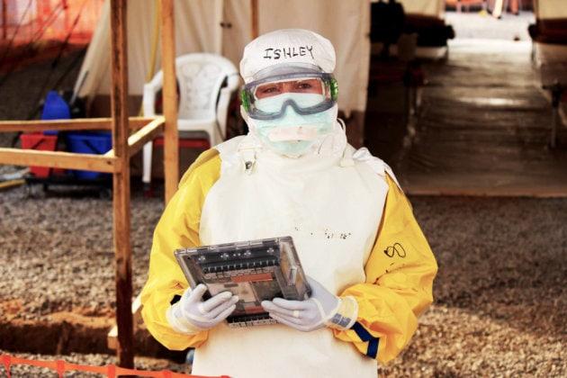 Google crea un tablet per chi lavora a contatto con Ebola