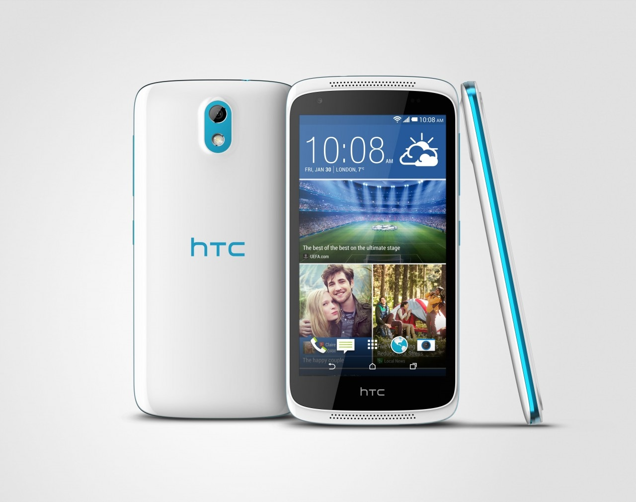 L'importante aggiornamento arriva anche su HTC Desire 526G