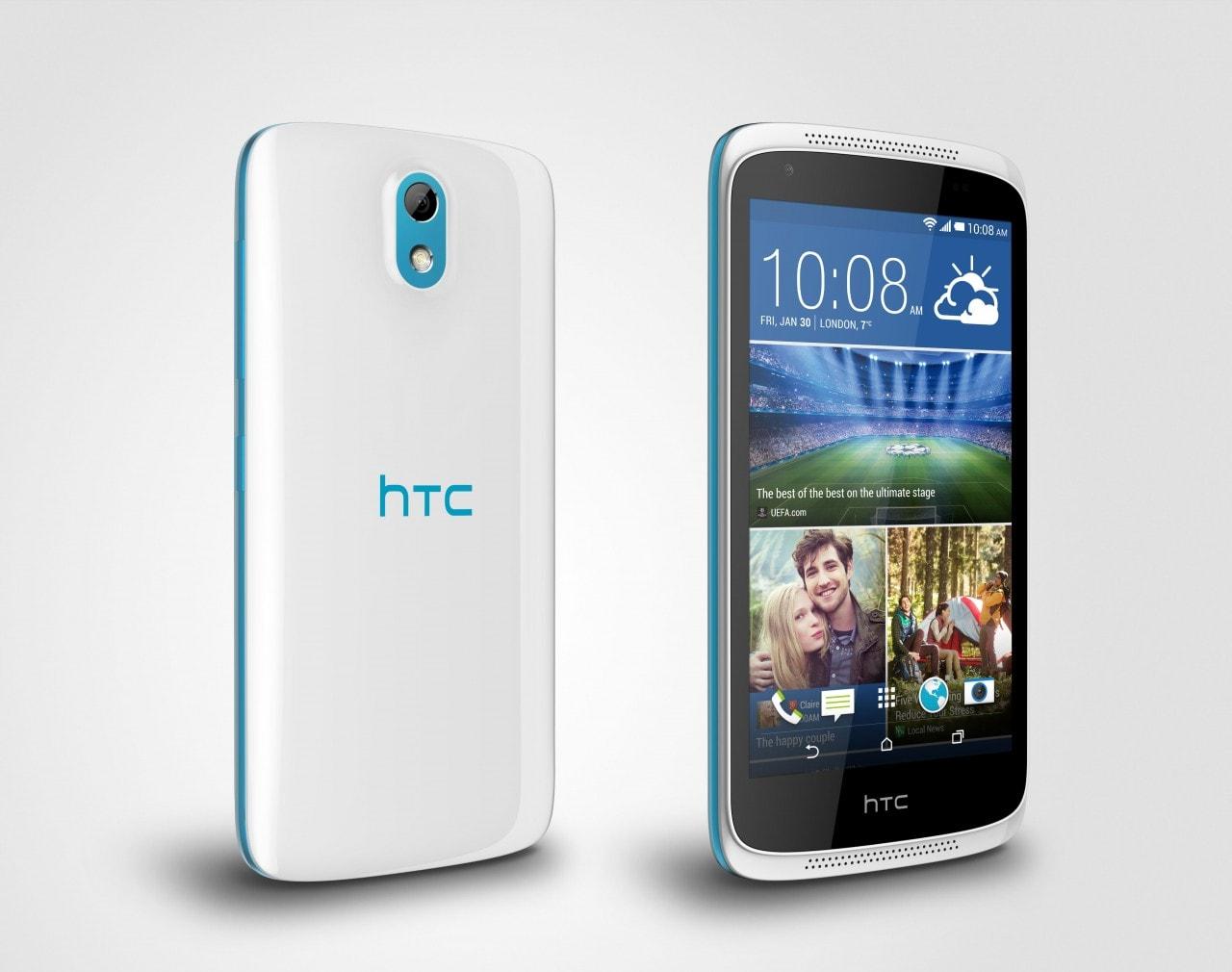 HTC Desire 526G render ufficiali - 7