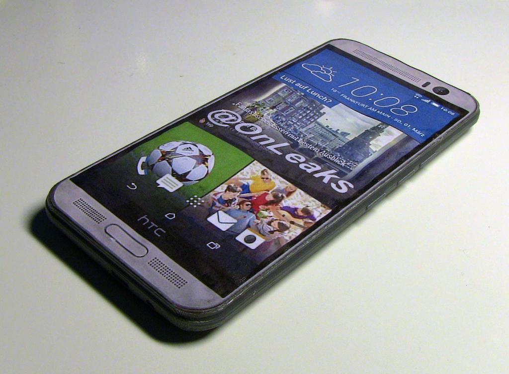 HTC M9 Plus custodia