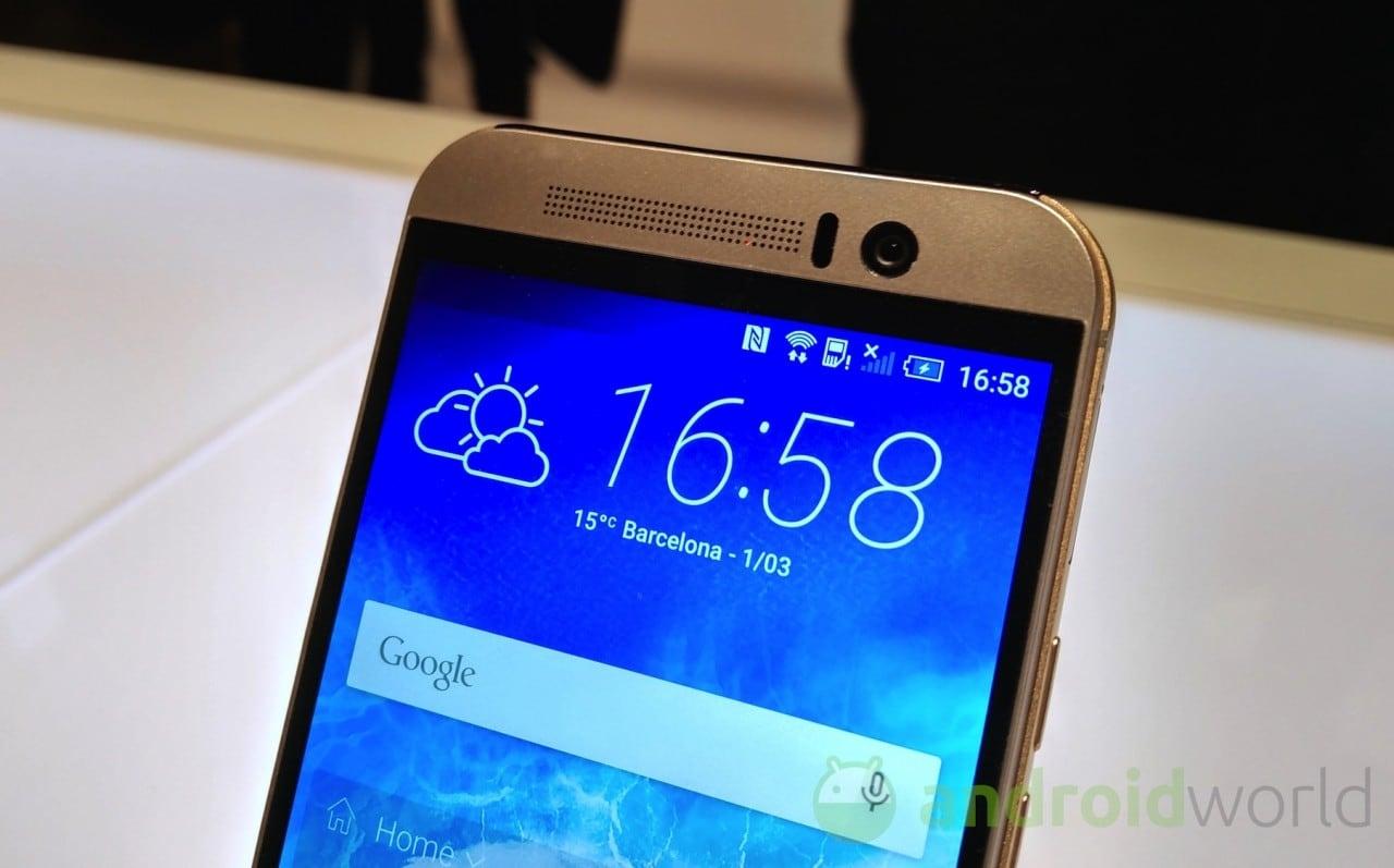 HTC One M9 11