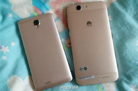 Huawei Mate 7 mini leaked – 4