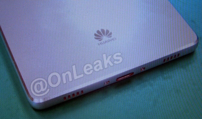 Huawei P8 leaked