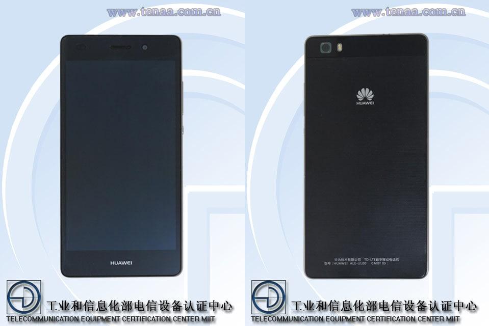 Huawei P8 mini TENAA - 1