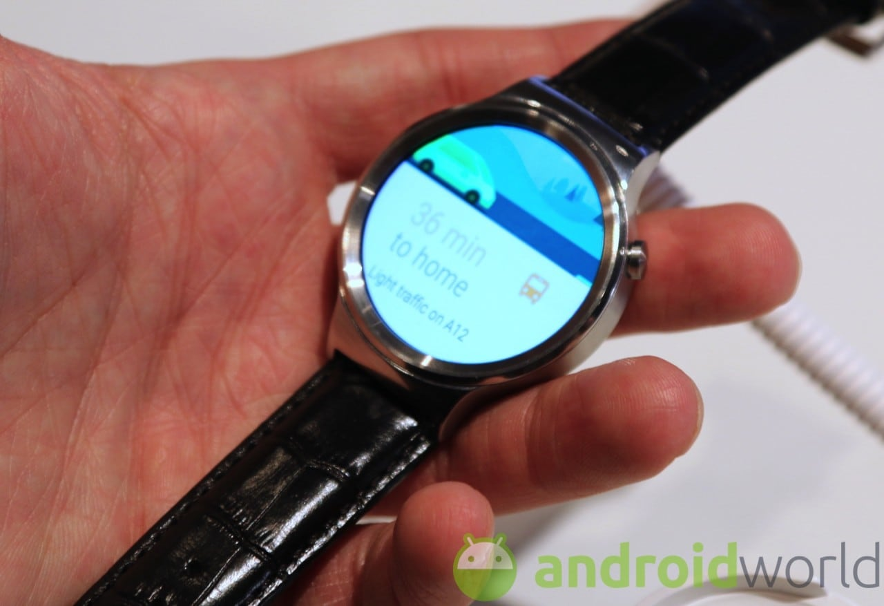 Huawei Watch: su Amazon.com dal prezzo di 349$