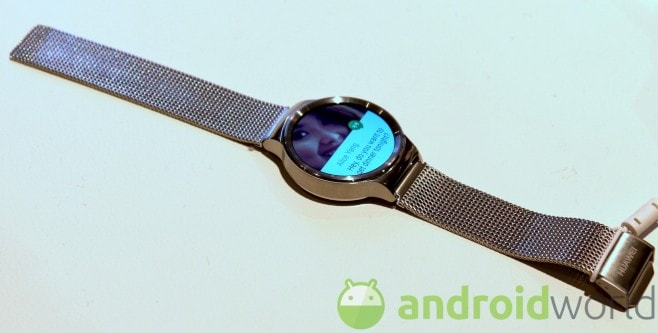 Huawei Watch hands-on - 24