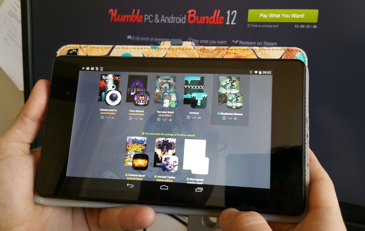 Humble Bundle PC Android 12