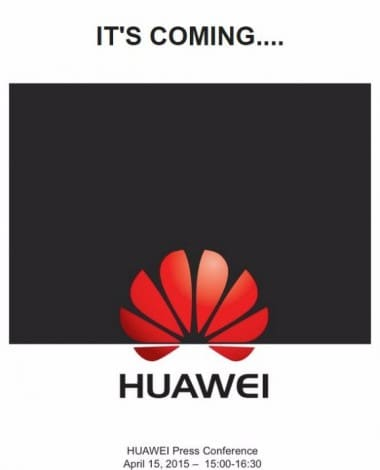 Invito Huawei