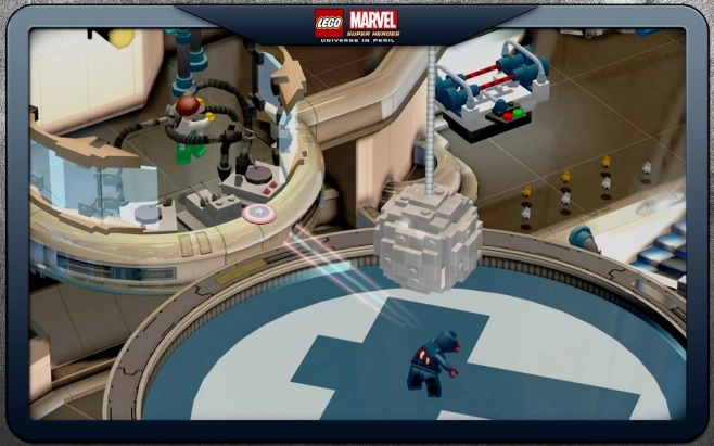 LEGO Marvel Super Heroes Android -  6