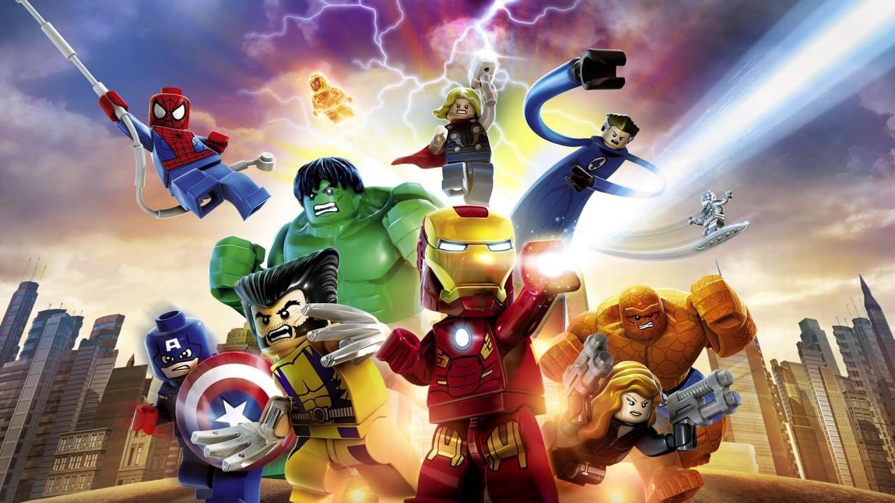 LEGO Marvel Super Heroes finalmente disponibile per Android! (foto e video)