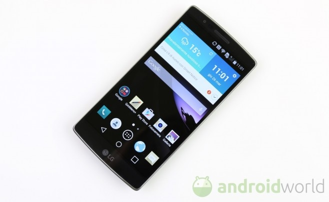 LG G Flex 2 11
