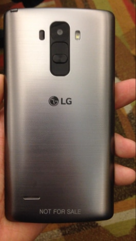 LG G4 Note leaked - 2