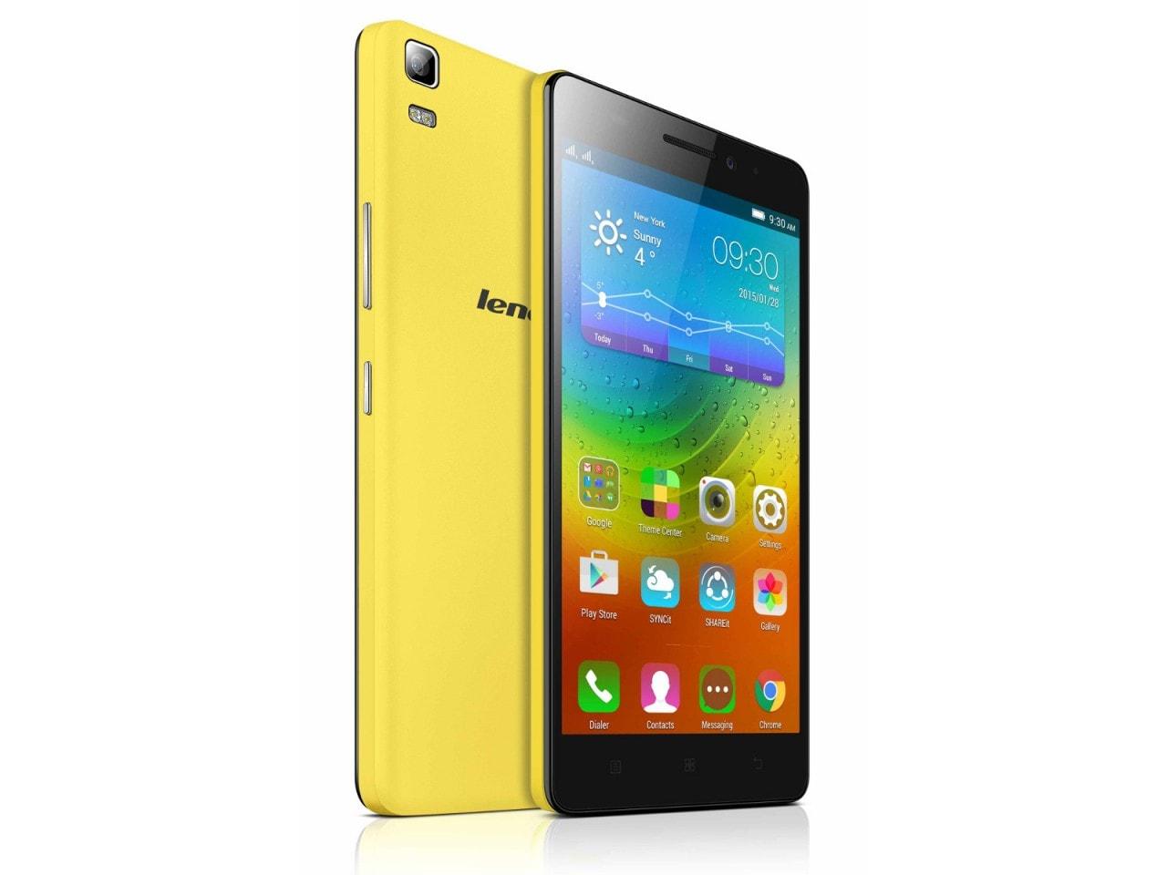 Lenovo A7000, il primo smartphone con sistema Dolby ATMOS è grande e economico