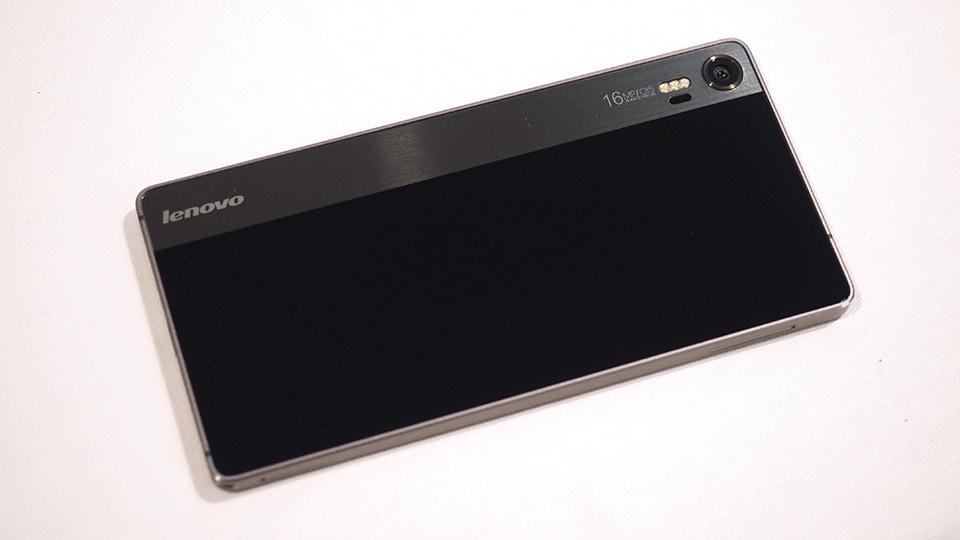 Lenovo Vibe Shot ufficiale: elegante e con fotocamera da 16 megapixel
