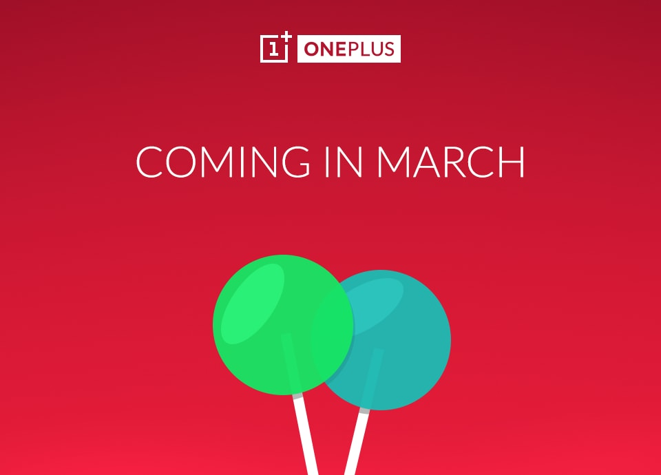 OxygenOS batte la CM 12S: su OnePlus One il 27 e 30 marzo rispettivamente