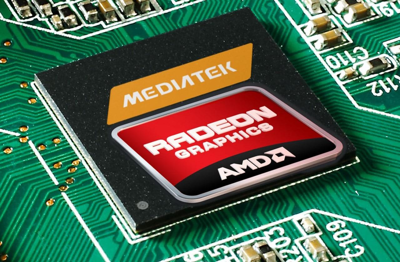 MediaTek AMD