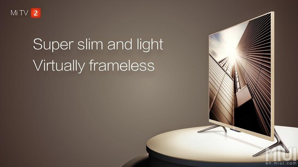 Xiaomi presenterà una nuova Mi TV il 24 marzo