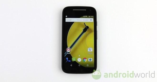 Motorola Moto E (2015) 01