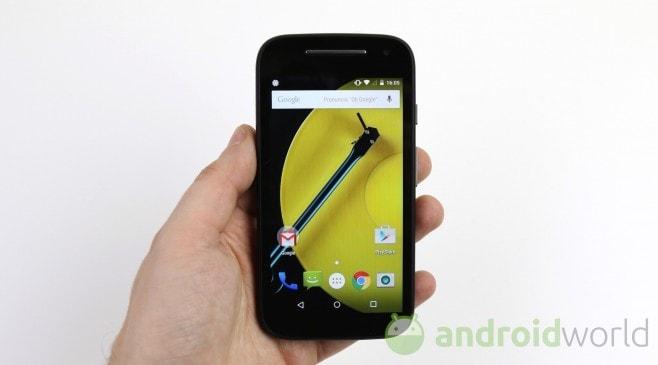 Motorola Moto E (2015) 07