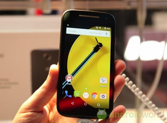 Motorola Moto E (2015) 2