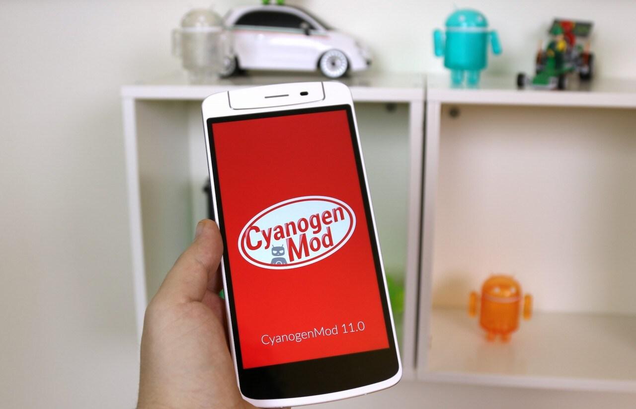 Oppo N1 risorge dalle ceneri e si aggiorna a KitKat con la Cyanogen OS 11 (foto)