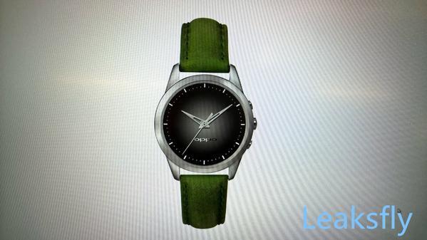 Oppo Smartwatch leaked 2