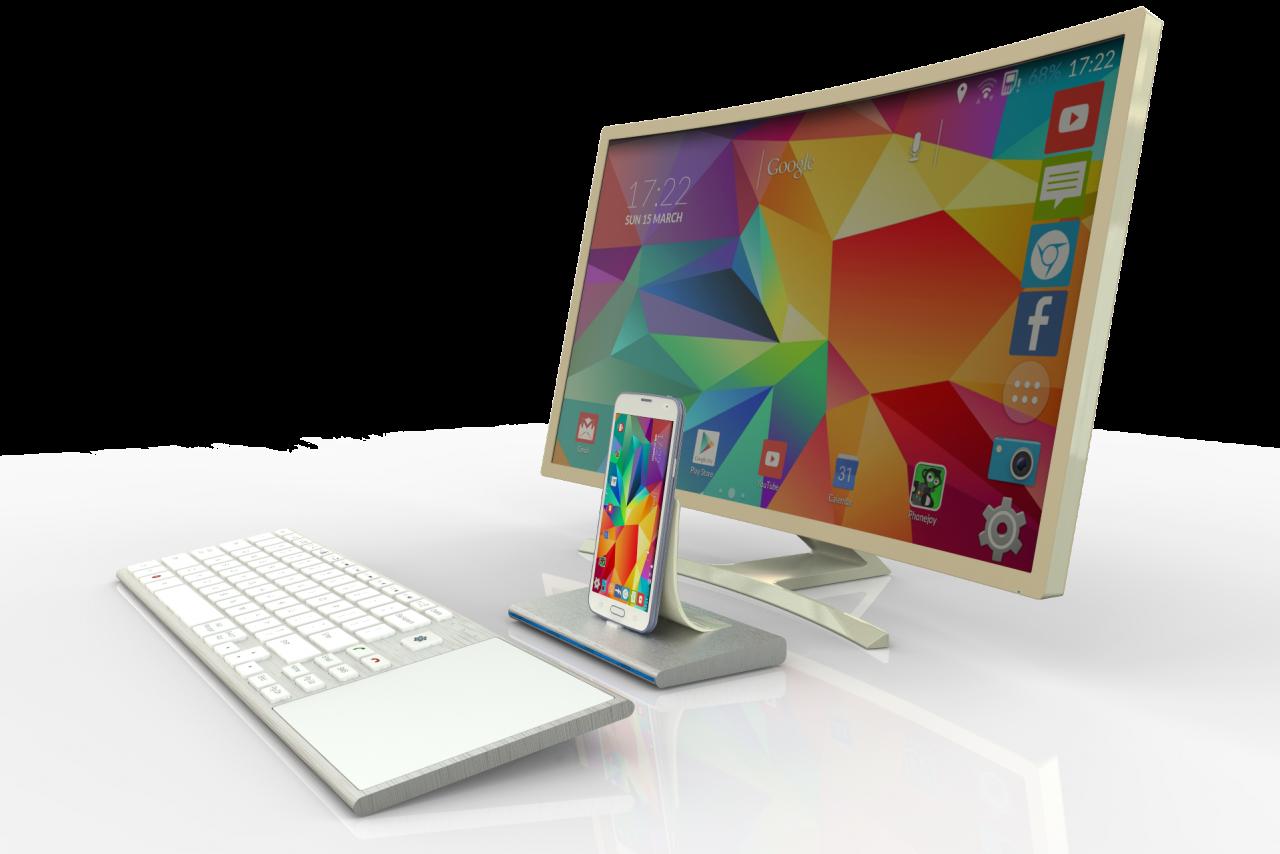 Vi servirà un monitor con DisplayPort per usare Galaxy S8 in modalità PC (o un adattatore)