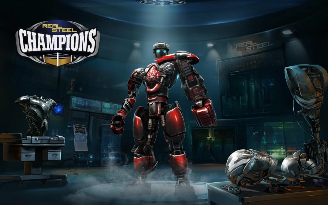 Real Steel Champions - 1