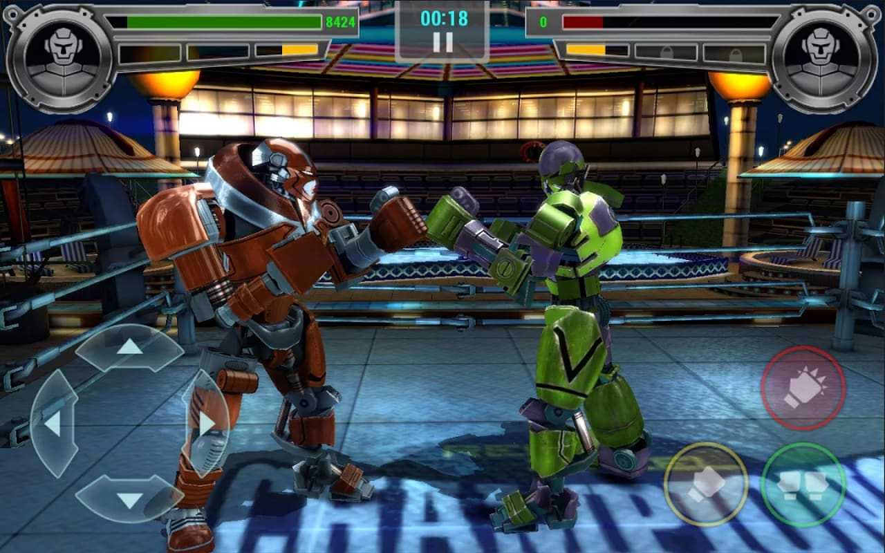 Real Steel Champions - 5