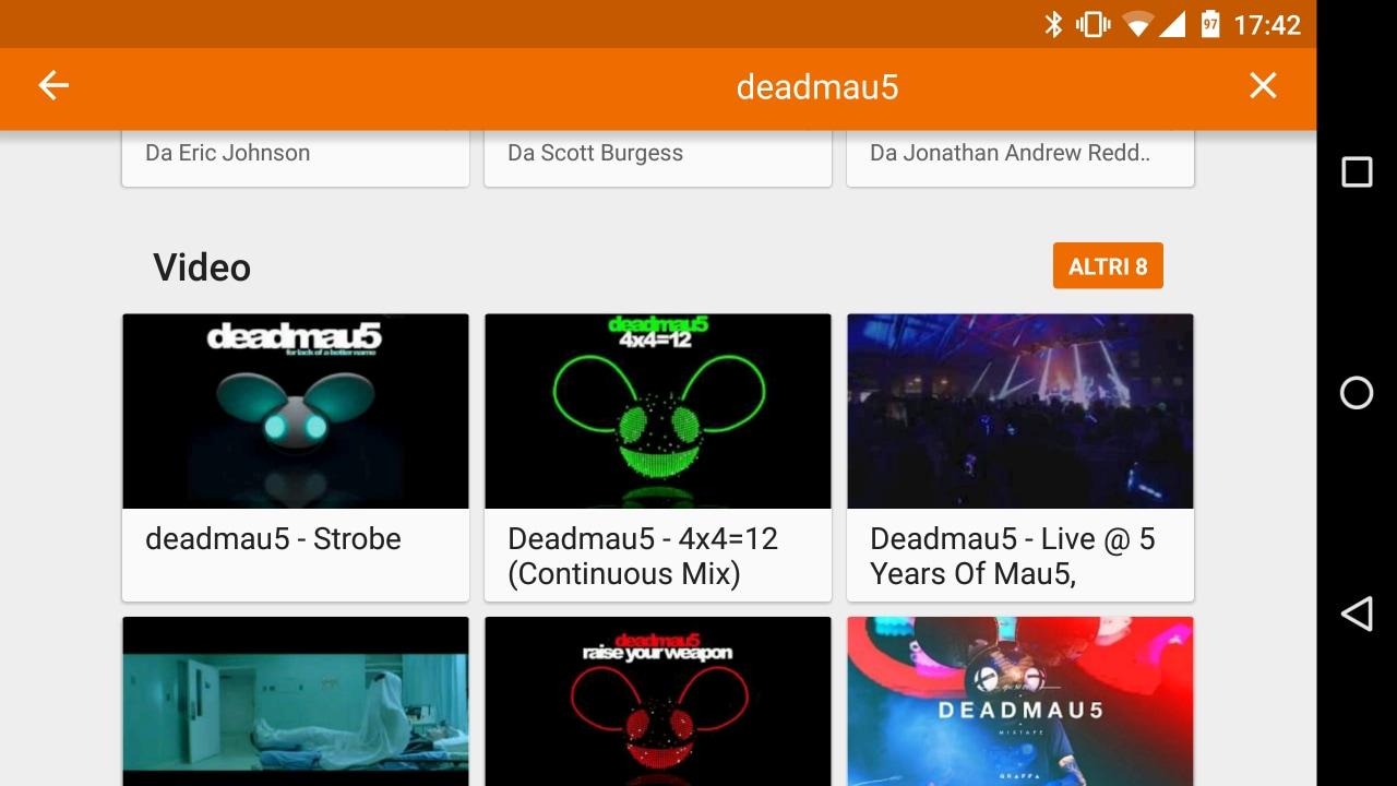 Google Play Music porta finalmente la ricerca di video nella sua app (download APK)