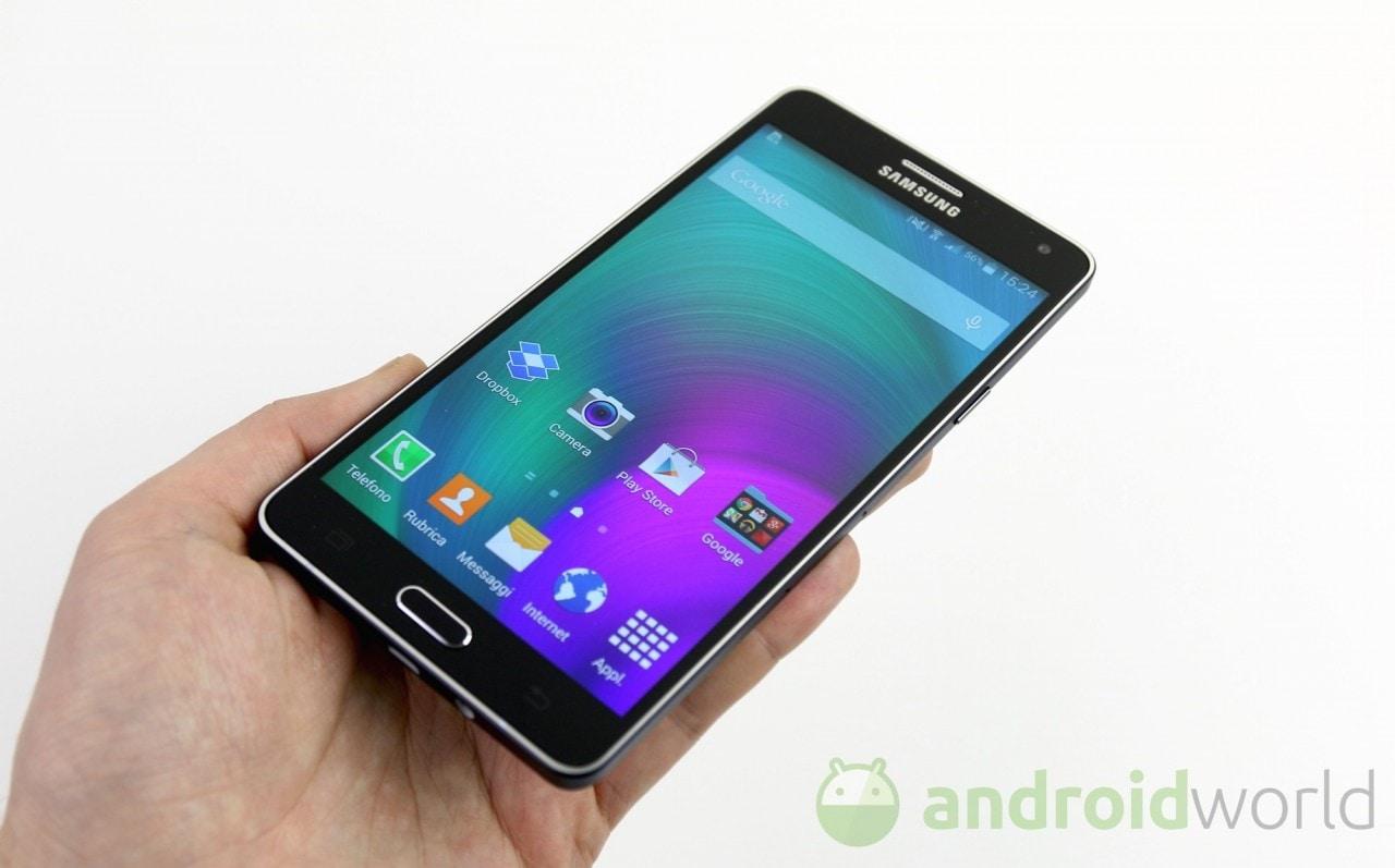 Inizia l'aggiornamento a Marshmallow di Galaxy A7, in arrivo anche per A5