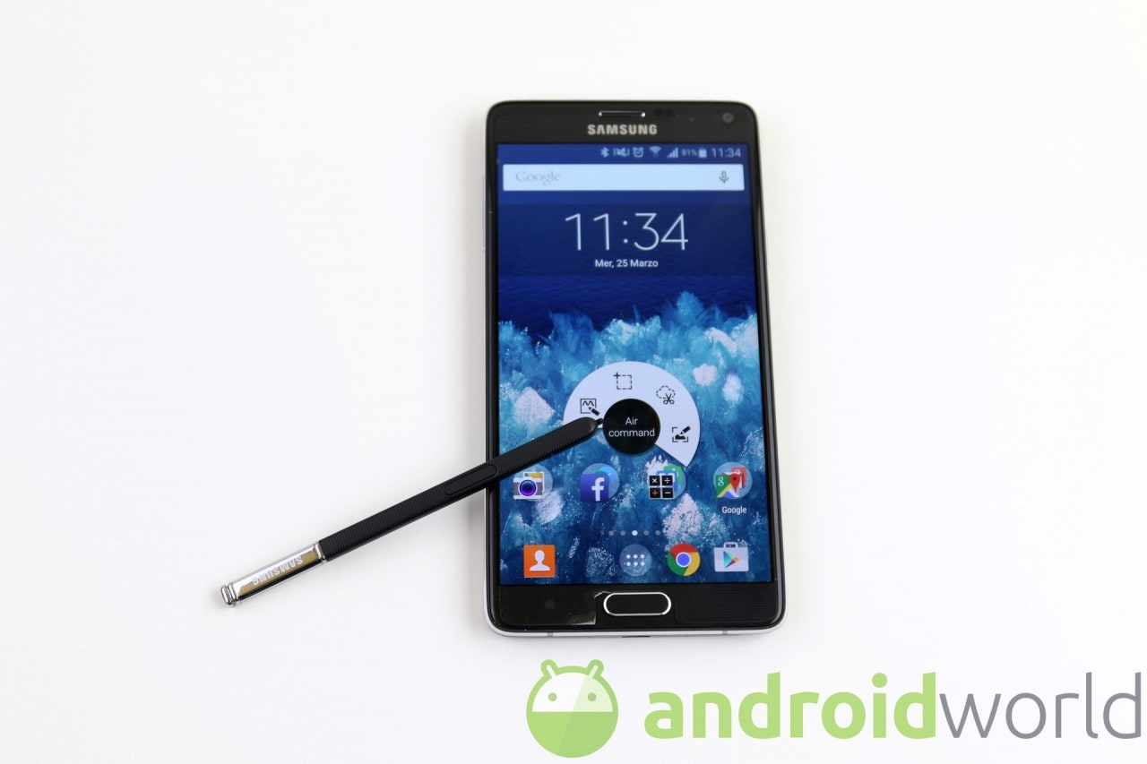Samsung Galaxy Note 4 final - 3