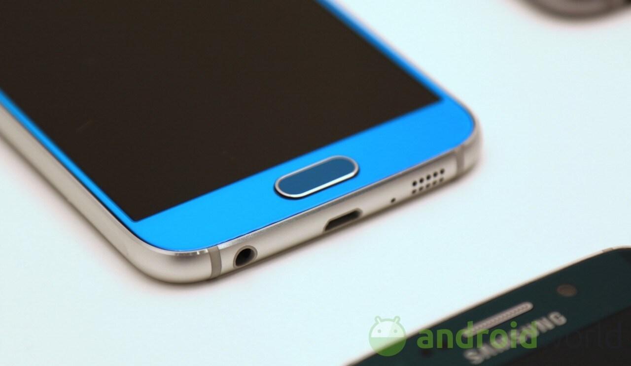 Accendete o spegnete i tasti di Galaxy S6 e S6 Edge con Galaxy Button Lights