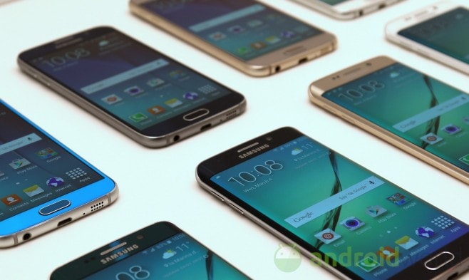 Samsung Galaxy S6 collection 17
