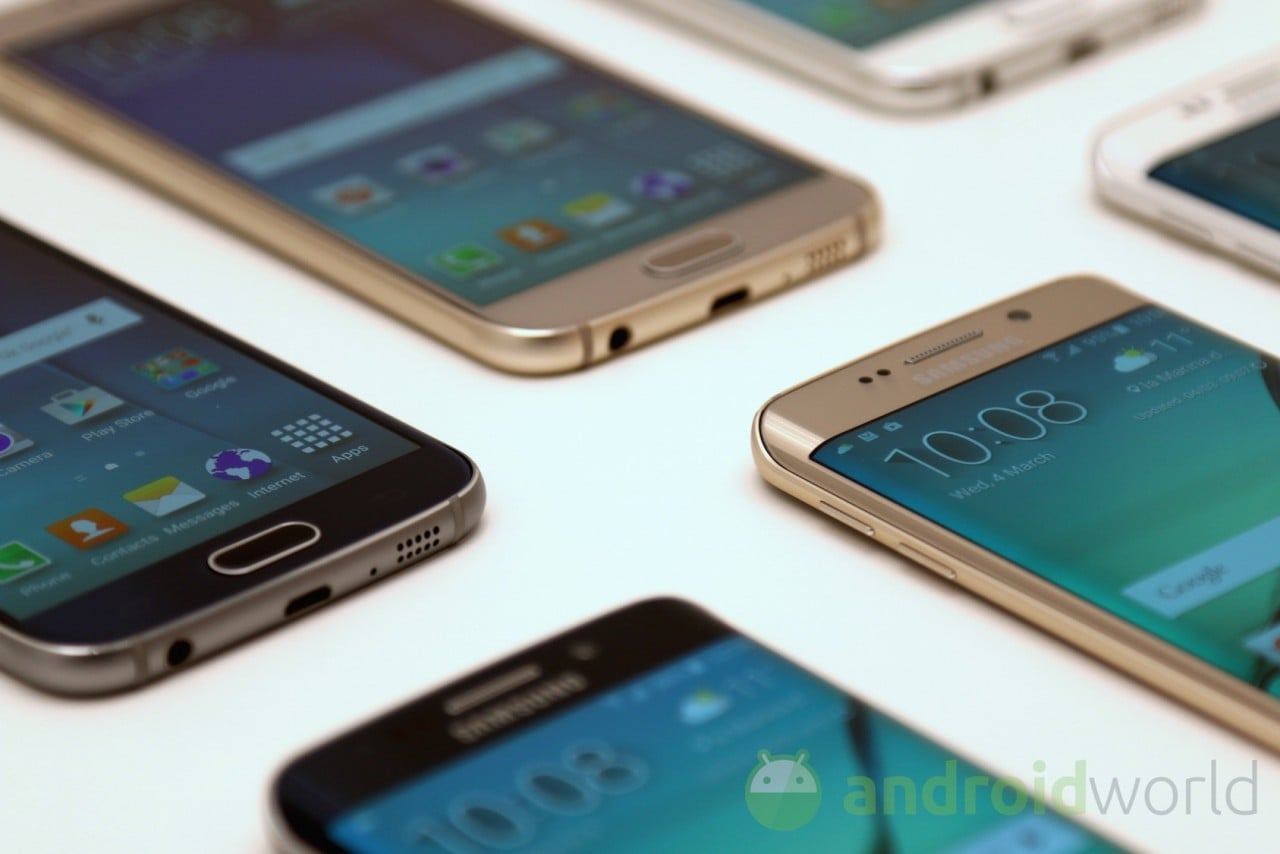Samsung Galaxy S6 collection 18