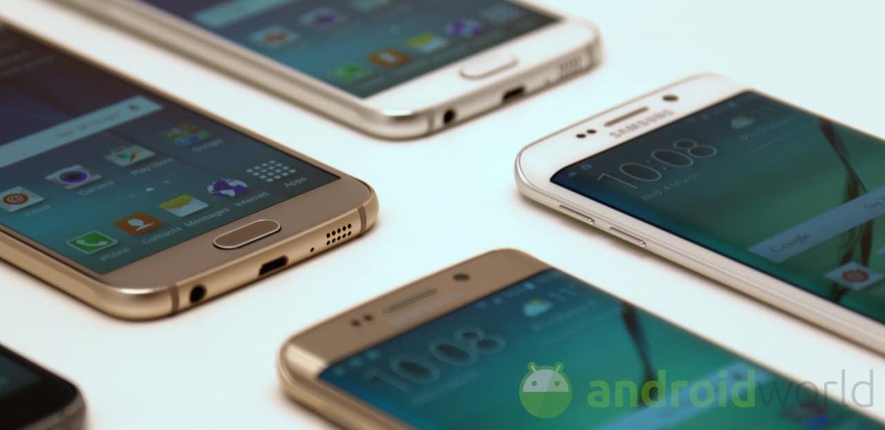 Android 5.1 per Galaxy S6 ed S6 edge forse già da giugno