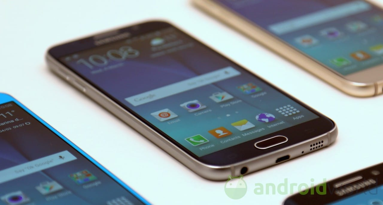 Samsung Galaxy S6 collection 26